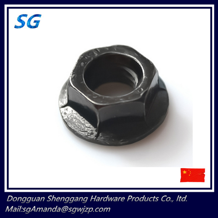 custom and special industrial full thread hex nut
