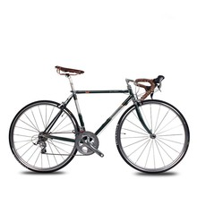 hot Light weight 700C Steel Road Bike 20 Speed for adult 9.9kg with low price