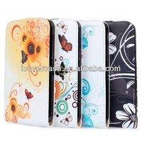 For Galaxy Note 2 For Note II N7100 Factory OEM Cellphone Flip Case