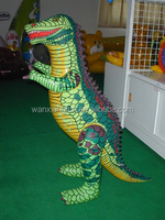2016 Latest design inflatable big dinosaur/giant inflatable dinosaur toys