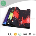 Hangzhou Supplier Hot Sale Private Label Non Slip for Exercise Yoga Mat Printed