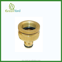 3/4-1' Brass tap adaptor brass connector coupling 7109