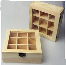 High quality wooden essential oil boxes