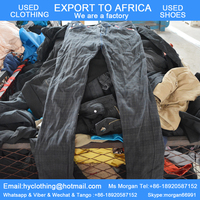 fairly second hand clothes in bales for uganda