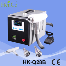 Tabletop Nd yag laser tattoo removal machine best rensonable price machine for ance removal