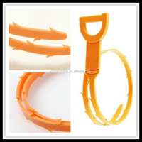 disposable drain cleaning tools snake