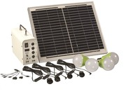 MRD316 10w Mini project solar power home light systems