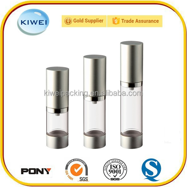 30ml airless spray bottle 10, 15, 50, 80, 100, 120ML