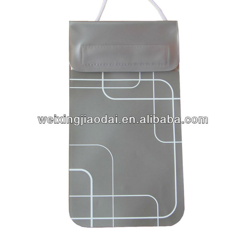 2013 new gray waterproof bag protective case for nokia c5 03
