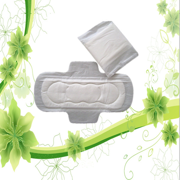 Ultra-thin 240mm Women Sanitary Napkin for Lady pad, Sanitary Towel, Breathable & Soft Cotton