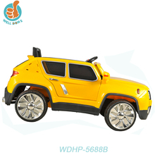 WDHP5688B New Fresh Electric Car For Kids Children Battery Drive Car Ride On Toys Gps Car Navigator