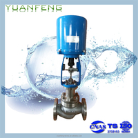 Flow Control Valve ZDLP REGULATOR Electronic Electric two-way regulating(Control) valve