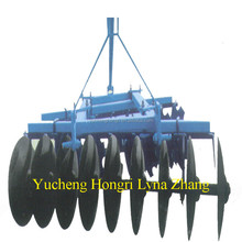 Trailed offset heavy duty disc harrow LCBB disk harrow for sale