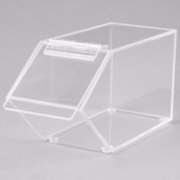 Stackable Acrylic Candy Bin/ Box/ Container Wholesale