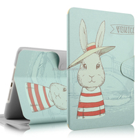 oem leather flip case for ipad mini , tablet cover andback and front case for ipad mini