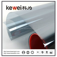 High heat resistance auto glued tinted window,anti-scratch car window film