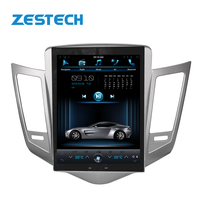 "ZEST 10.4"" Vertical Huge Screen Car DVD GPS Player for Chevrolet Cruze 2009 -2014 navigation Multimedia auto Radio video Stereos"