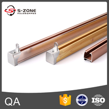 GD03 aluminum curtain track and track accessories make in China