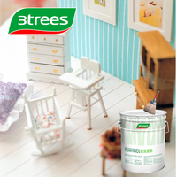 3TREES Low VOC NC White Lacquer Wood coating primer