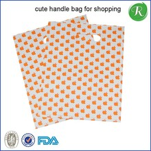 customized plastic shopping bag for Gift Packing& clear Shopping pvc Bag