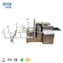 30x30mm automatic alcohol pad make machine