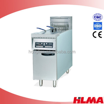 Fast Food Used Henny Penny Deep Fryer / Chicken Pressure Fryer
