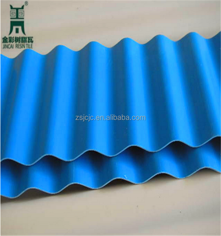 880mm,1050mm Type Small Wave UPVC Corrugated Roof Sheet PVC Wave Roof Tile