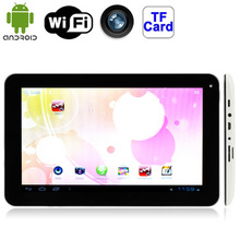 Ployer MOMO 9W 9.0 inch Capacitive Touch Screen Android 4.0 Tablet PC, 0.3 Mega Pixels Camera