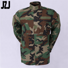 factory polyester forest camouflage clothing from china