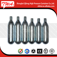 Gas CE, DOT, EN, GB, ISO pressure co2 cartridge z54 made in China