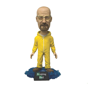 Figure Resin Custom Breaking Bad Walter White Bobble Head