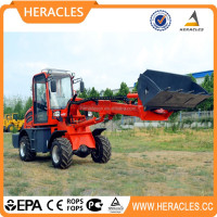 Hydraulic Articulated telescopic boom loaders for sale