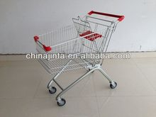 Telescopic handle outdoor kids shopping trolley ZZ802