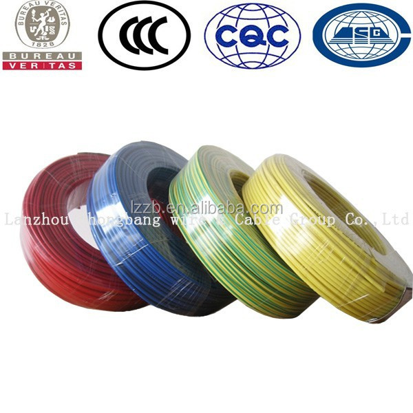 low smoke zero halogen single electrical cable
