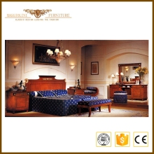China Supplier High Technology Antique Bed Crown