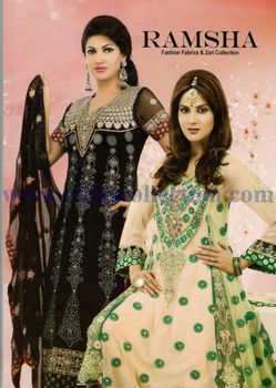 Ramsha Zari Collection 2013