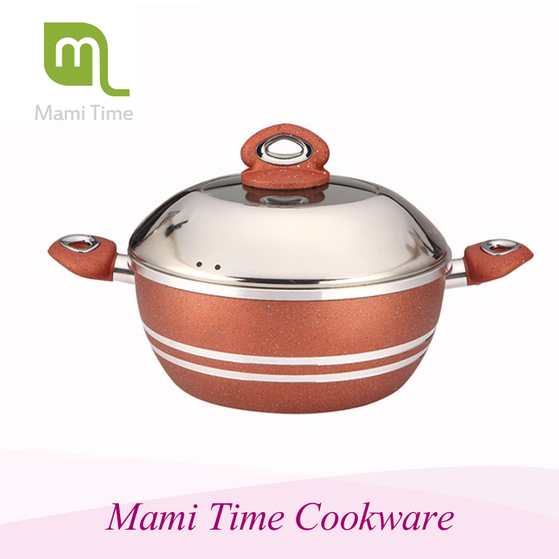 Chinese manufacturer instant cooking pot family