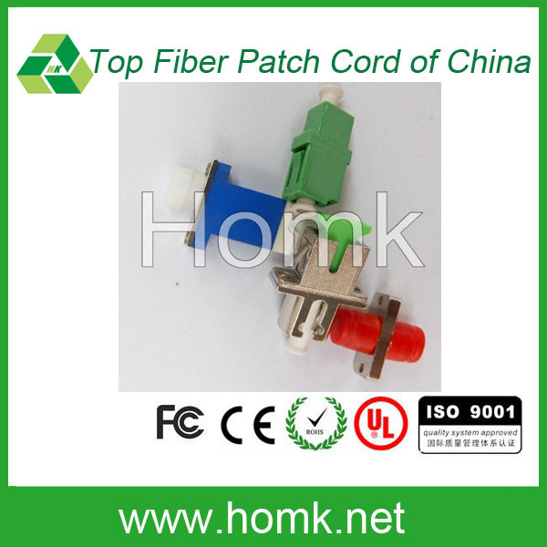 SC/LC/FC/E2000 fiber optic adapter in fiber optic equipment