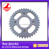 factory CG 125 CC motorcycle driving chain sprocket kit