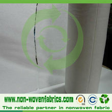 Perforated nonwoven fabrics rolls for massage bed
