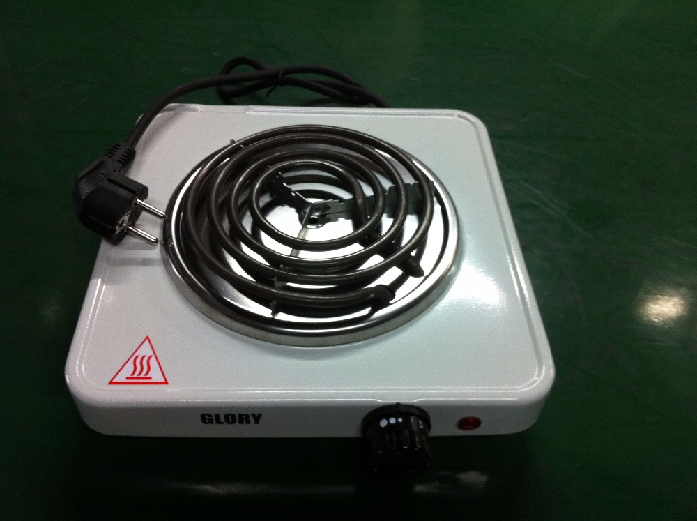 wholesale electric portable camping single burner stove coil hot plate