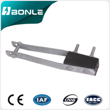 High quality band clamp,four cores centralized strain clamp