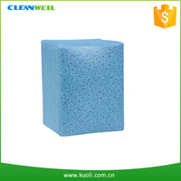 Disposable PP melt-blown abrasive non woven fabric for grease and oil