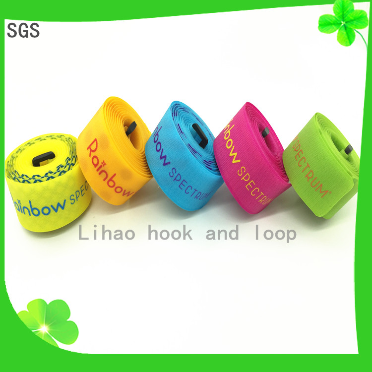 Colorful luggage fastener tape nylon strap with buckle