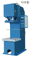 small CNC punching desktop c type hydraulic press