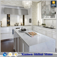 Solid Surface Arctic White Quartz Countertops