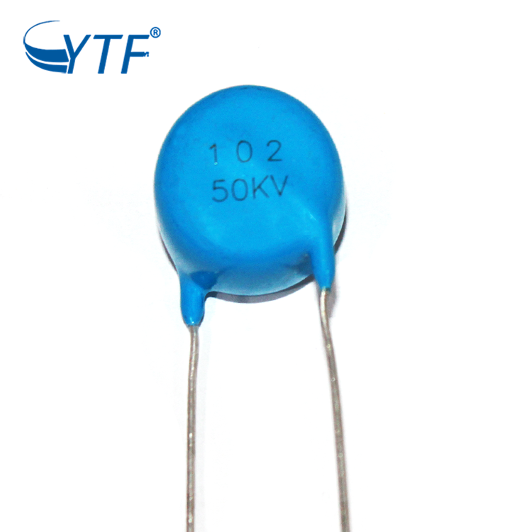Cheap And Available Blue Ceramic Capacitor <strong>102</strong> 50KV