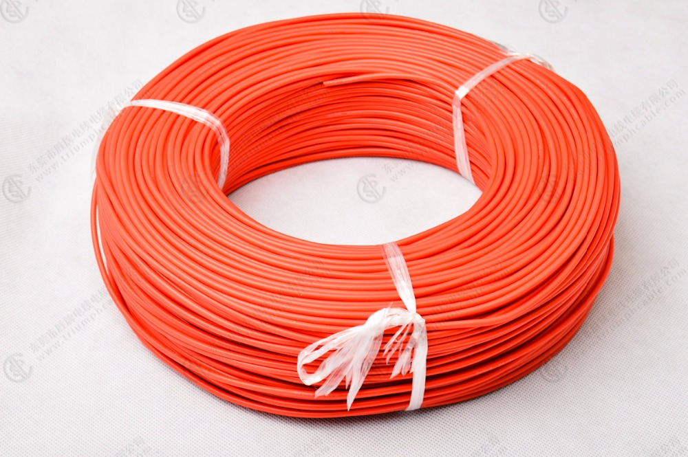 20KV Tinned Copper Silicone Rubber Electric Cables and Wires