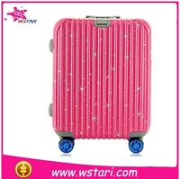 Customized Wheeled Travel Bags,customized wheeled girls suitcase