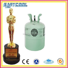 30lb cylinder gas refrigerant r14b refrigerant gas replacement r22 used in household